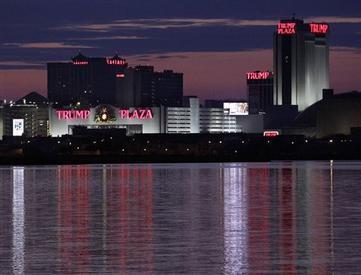 Atlantic City Casino Revenue Down 12.5 Pct in Feb
