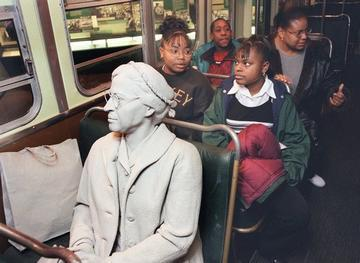 Rosa Parks Statue to be First of African-American Woman on Capitol Hill