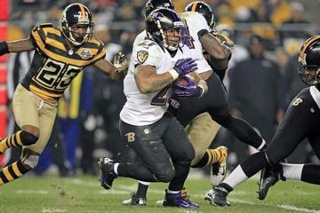 Ravens Win Defensive Battle to Steal Road Win over Steelers