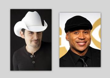 Brad Paisley-LL Cool J Draw Ire with Song on Bias