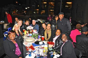 Black October's 3rd Annual VIP Gala on the Baltimore Waterfront