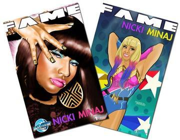 Nicki Minaj Comic Book Released