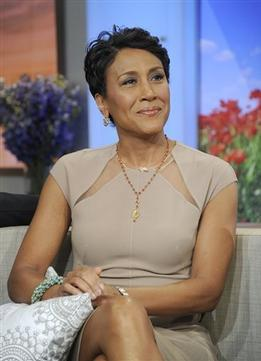 Robin Roberts Diagnosed With Bone Marrow Disease