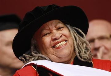 Toni Morrison to Receive 2012 Presidential Medal of Freedom
