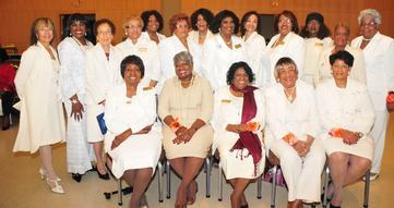 National Coalition of 100 Black Women Torchbearer Awards Breakfast