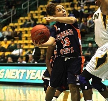 Morgan State Women Drop Sixth Straight; Fall To South Carolina State