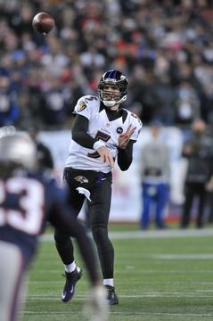 Ravens Stun Patriots with Dominating Win to Advance to Super Bowl