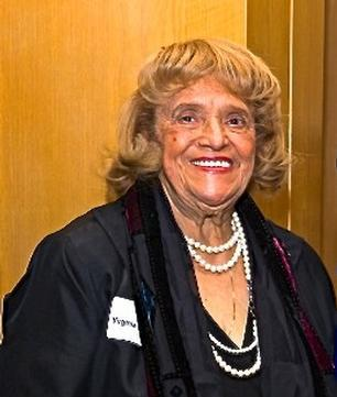 """Virginia E. Hayes Williams, D.C.'s """"First Mother,"""" Dead at 87"""