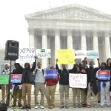 Supreme Court Affirmative Action Ruling a Relief to Many