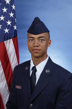 Silver Spring Airman Finishes Basic Training