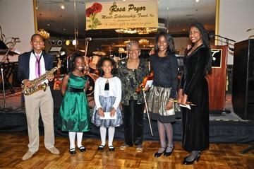Rosa Pryor Fund Makes It Happen for Young Musicians