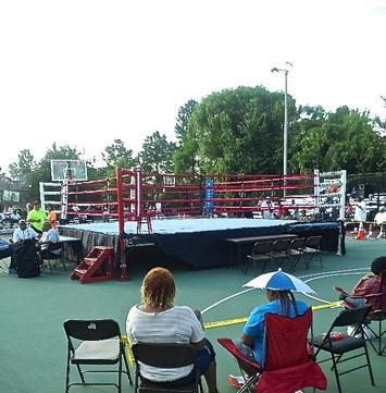 Friday Night Boxing Makes History 'Inside da Gates' at Barry Farms