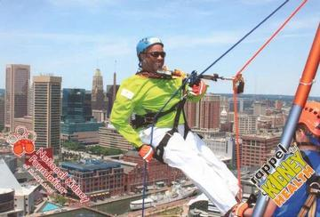 Brave Pastor to Go 'Over the Edge' Again for Kidney Health
