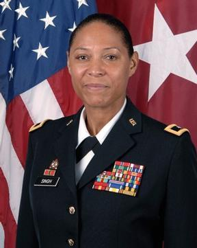 Gov. O'Malley Announces Md. Army Guard's First Black/Female Assistant Adjutant General