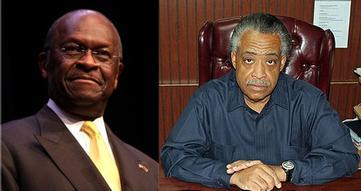 Al Sharpton's Message to Herman Cain