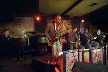 Howard University Professor to Lead Smithsonian Jazz Band