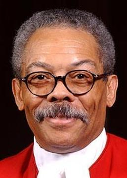 Md. Chief Judge Robert Bell Nearly Collapses During Lecture
