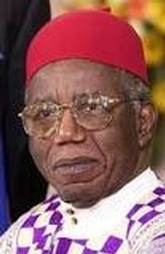 Chinua Achebe, Celebrated Nigerian Novelist, Dies at 82