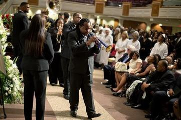Chris Kelly Remembered at Atlanta Funeral
