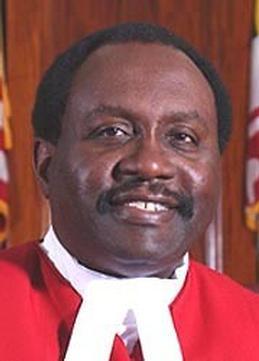 Judge Clayton Greene Jr , the Other Black Judge on Md