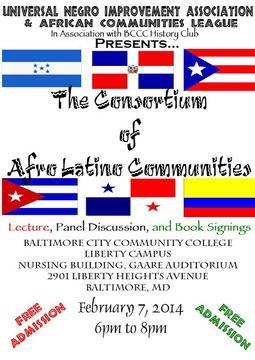 The Consortium of Afro Latino Communities