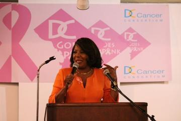 'D.C. Goes Pink' for Cancer Awareness