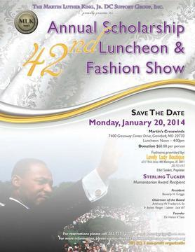MLK Luncheon and Fashion Show
