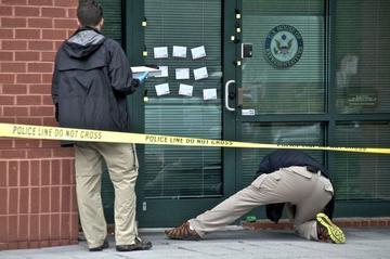 Hazmat Responds to Suspicious Substance Found at Congressman Cummings' Baltimore Office