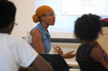 Morgan State Hosts Urban Debate Camp