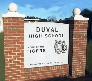 Lockdown Lifted at Duval High