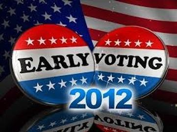 Early Voting Numbers Show Obama on Target for Re-Election