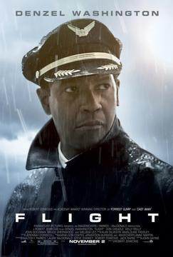 Denzel Washington Plays Hero Pilot in Flight Thriller