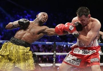 Mayweather Achieves Many Firsts While Remaining Undefeated Against Guerrero