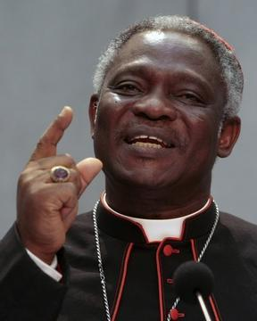 African is Papal Contender