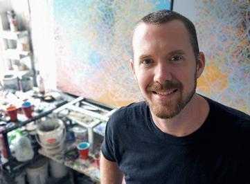 Greg Minah Exhibits at Top of the World