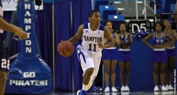 Hampton Defeats Howard in Season's First MEAC Action