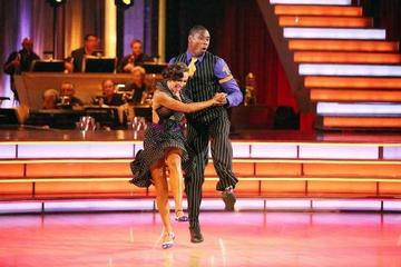 The Ravens' Jacoby Jones Comes in Third Place on 'Dancing With the Stars' Finale