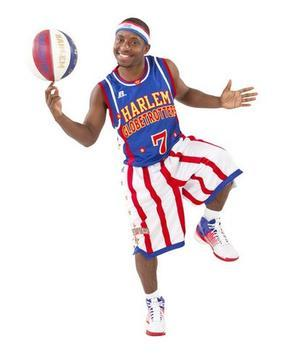 "Baltimore Native Returns Home for ""Harlem Globetrotters"" Day"