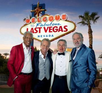 Morgan Freeman Shines in Bawdy, Geezer Romp