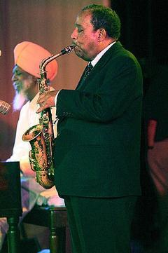 Washington Interdependence Council Honors Jazz Musician Lou Donaldson with Lifetime Achievement Award