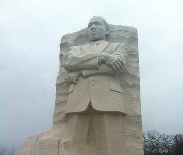 MLK Memorial Turns One