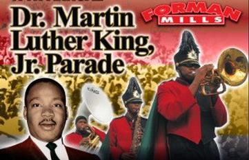 Dr. Martin Luther King Jr. Parade on Jan. 20