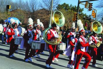 Dr. Martin Luther King Jr. Parade Jan. 20