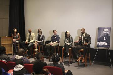 Wizards Celebrate Martin Luther King Day with Interactive Panel
