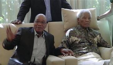 South Africa: Mandela Taken to Hospital
