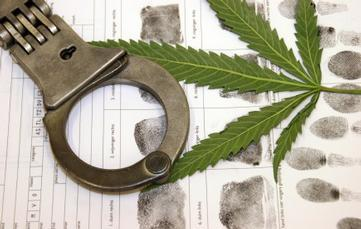 FBI Report: Maryland Has One of the Highest Rates of Marijuana Possession Arrests