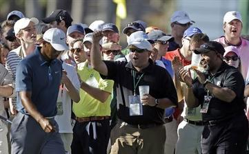 Tiger Woods Tied for 12th Place in Masters Opening Round