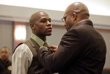 Boxer Floyd Mayweather Gets 90 Jail Days in Vegas Case
