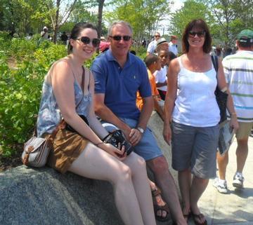 Family from Ireland