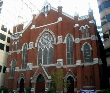 Historic D.C. Church Needs Help in Preservation Effort